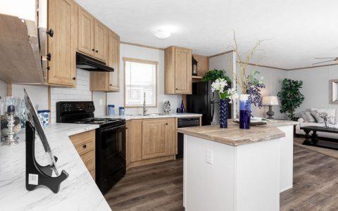 River Oaks mobile home