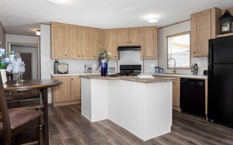 Lamplighter mobile home
